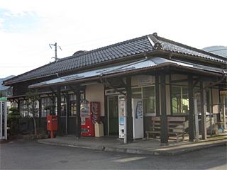 【たじまる】 JR養父駅・八鹿駅