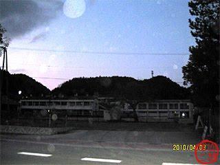 生野城(古城山=いくのじょう)と生野平城