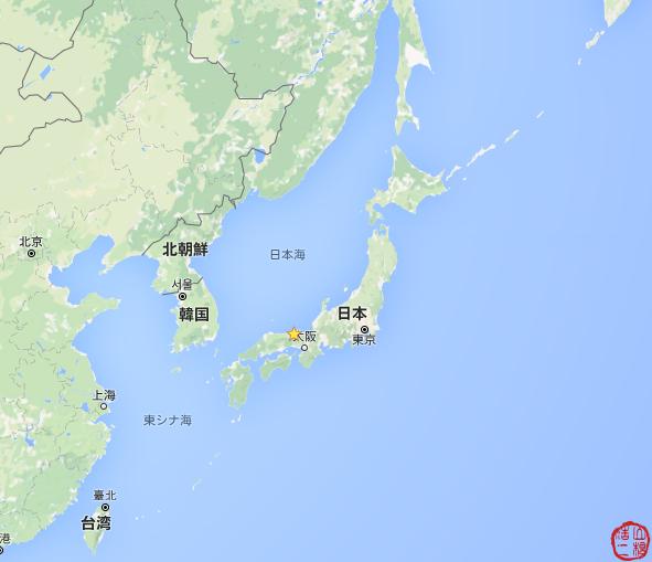 日本は小さな島国なのか | 但馬国ねっとで風土記
