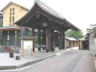 【たじまる】 豊岡県庁門